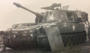 M108 105-millimeter howitzer