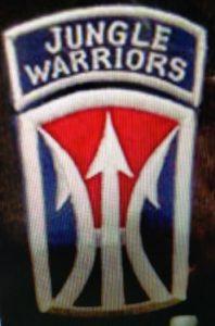 Jungle Warriors Patch