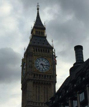 Photo of Big Ben in London