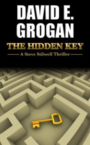 Image of the book cover for THE HIDDEN KEY