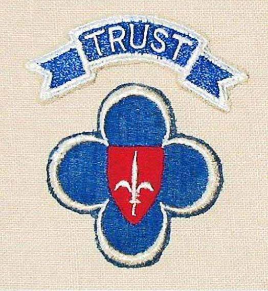 TRUST Shoulder Insignia