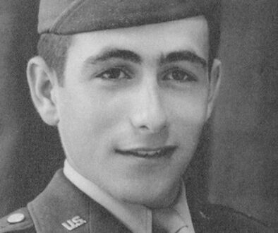 1LT Henry Lowenstern