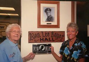 Dorothy Boyer and Judi Bouchard Boyer