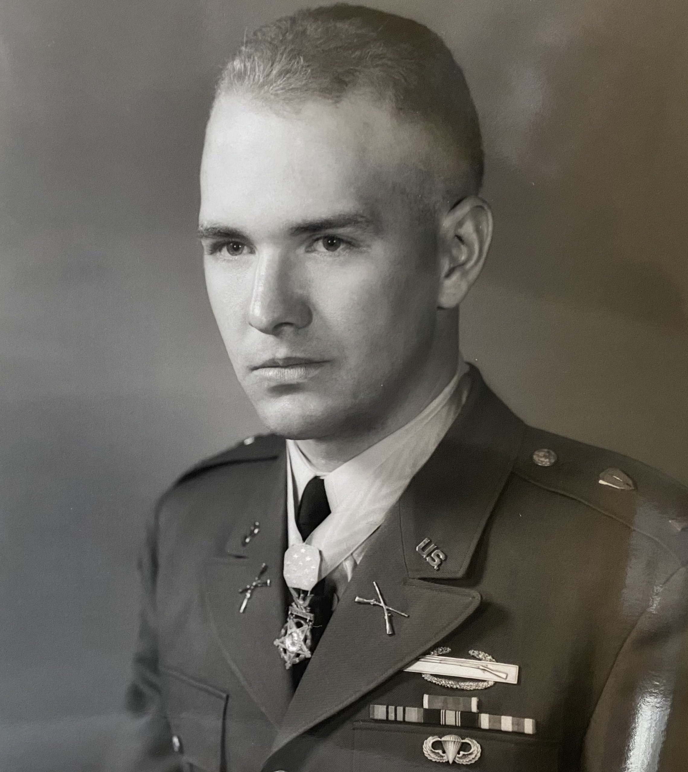 Colonel Walter Joseph Marm, Jr., U.S. Army (Retired) – Battle of Ia Drang Medal of Honor Recipient