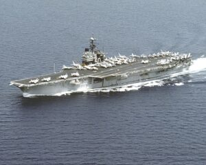 USS Saratoga (CV 60)