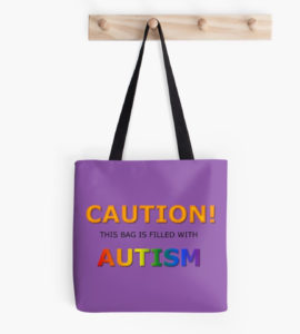 caution autism