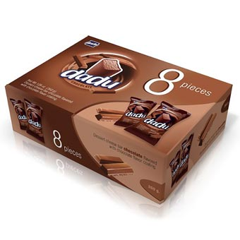 Dadu Family 8-Pack Chocolate Cheesecakes