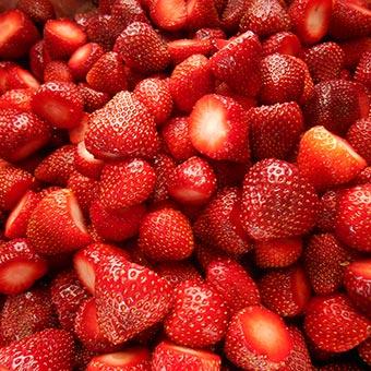AmbeRye Frozen Strawberries 300g