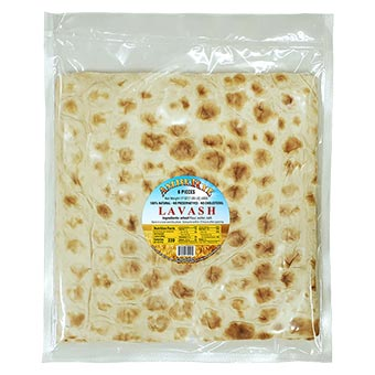 AmbeRye Lavash 6 pieces 480g