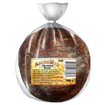 AmbeRye Ukrainian Bread