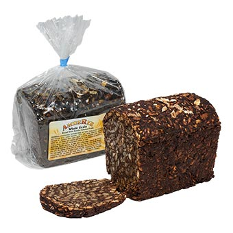 AmbeRye Whole Grain Bread with Seeds 500g