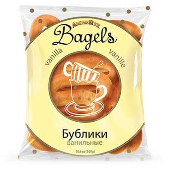AmbeRye Vanilla Bagels