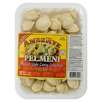 AmbeRye Chicken Dumplings 1lb