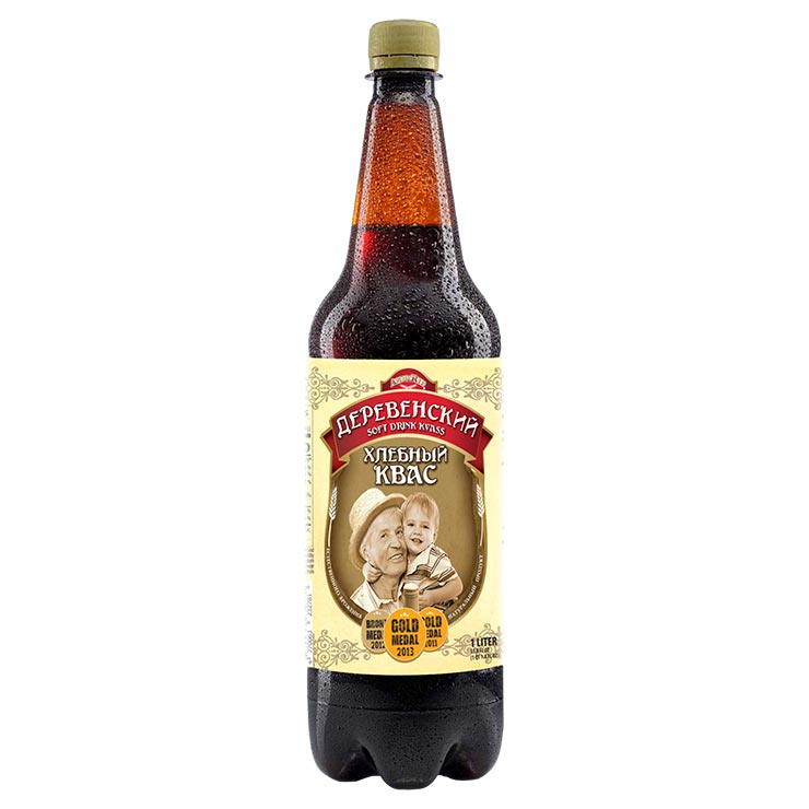 Amberye Kvass Naturally Carbonated Soft Drink