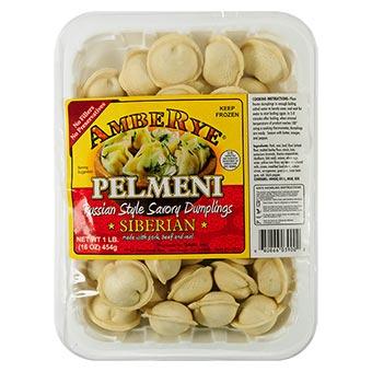 AmbeRye Siberian Dumplings 1lb