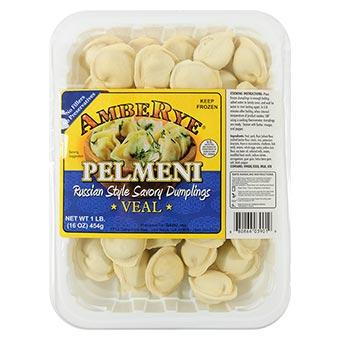 AmbeRye Veal Dumplings 1lb