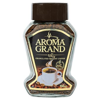 Aroma Grand Freeze-Dried Instant Coffee 100g