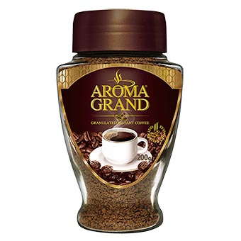 Aroma Grand Freeze-Dried Instant Coffee 200g