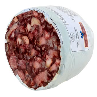 Ashland Sausage Pork Tongue Head Cheese with Beef Blood