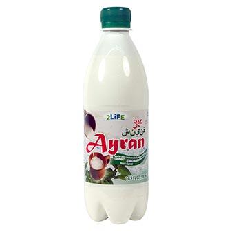 Ayran Naturally Carbonated Mint Flavor Yogurt Drink