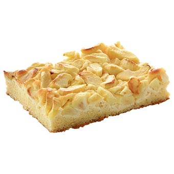 Back Shop Apple Cake without Raisins