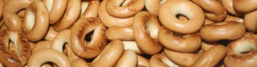 Bagels Sushki & Crispbread Rings