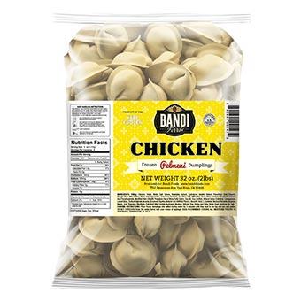 Bandi Chicken Dumplings