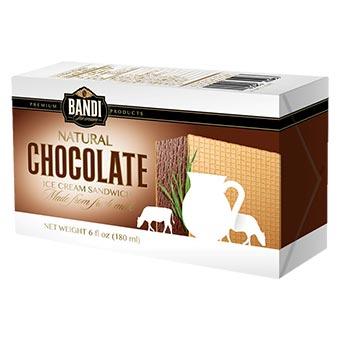 Bandi Chocolate Ice Cream Sandwich