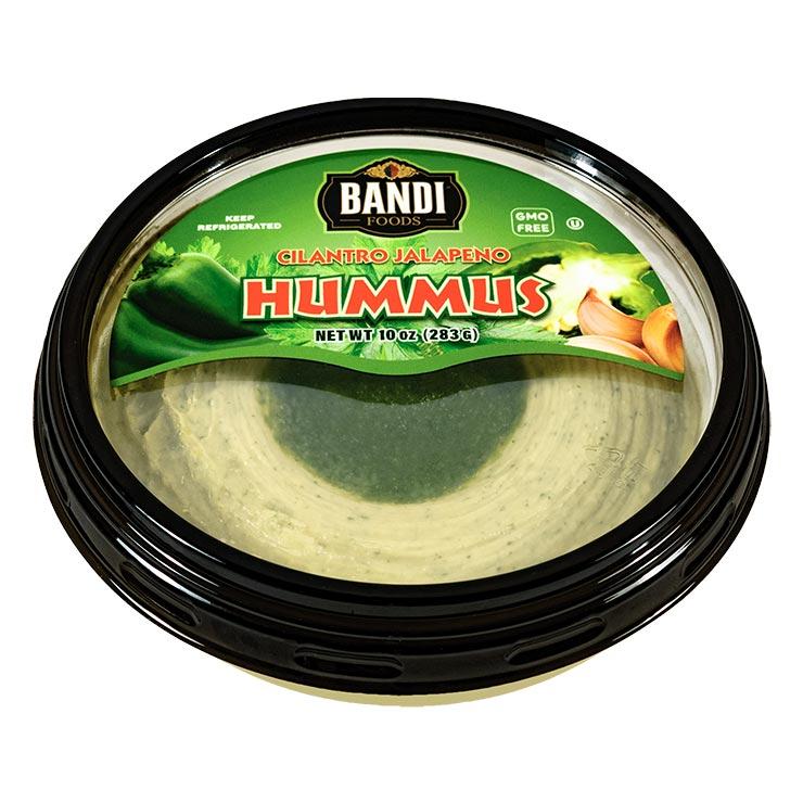 Bandi Cilantro Jalapeno Hummus 10oz