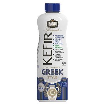 Bandi Cultured Milk Greek Kefir 32oz