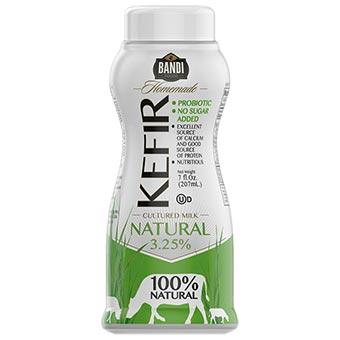 Bandi Cultured Milk Natural Kefirr