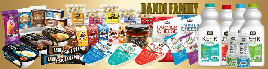 Bandi Family Exclusive Products Collection