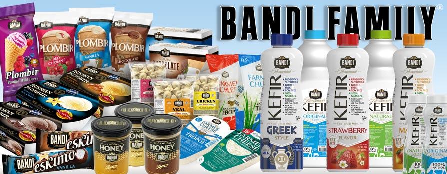 Bandi Family Products 2020