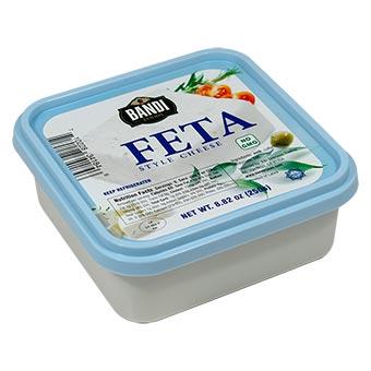 Bandi Feta Style Cheese 250g