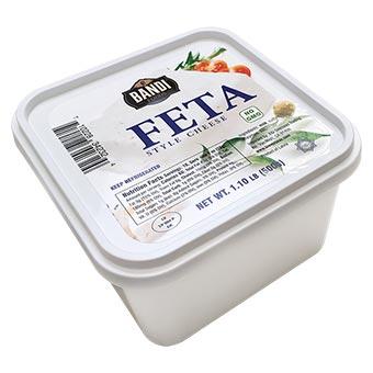Bandi Feta Style Cheese 500g