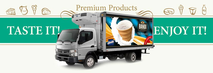 Bandi Foods About Us Page Banner