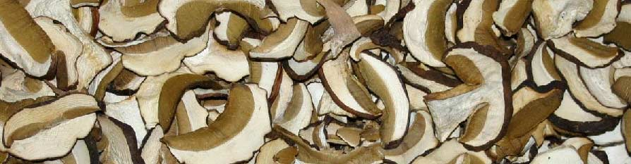 Bandi Foods Dried Mushrooms