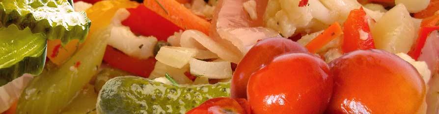 Bandi Foods Preserved Vegetables