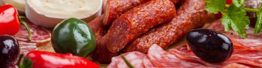Bandi Foods Smoked Sausages Russian Eastern European Cuisines
