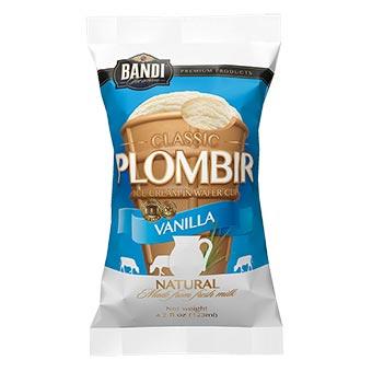 Bandi Plombir Vanilla Ice Cream