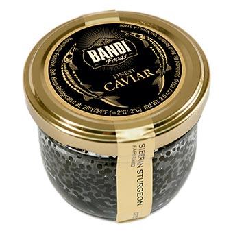 Markys Kaluga Fusion Amber Black Caviar 100g