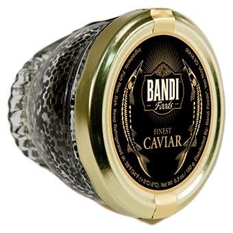 Markys Kaluga Fusion Amber Black Caviar 150g