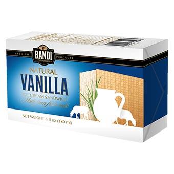 Bandi Vanilla Ice Cream Sandwich