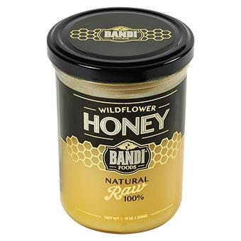 Bandi Wildflower Natural Raw Honey 500g
