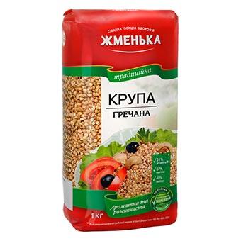 Zhmenka Buckwheat Groats 1kg