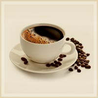 Coffee Products Page