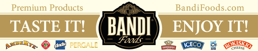 Contact Bandi Foods, Wholesale Distributor of the finest Eastern-European food and beverages for retailers and restaurants in Southern California, AZ and NV