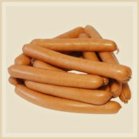 Cooked Sausages Products Page