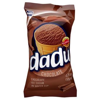 Dadu Chocolate Ice Cream