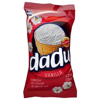 Dadu Vanilla Ice Cream